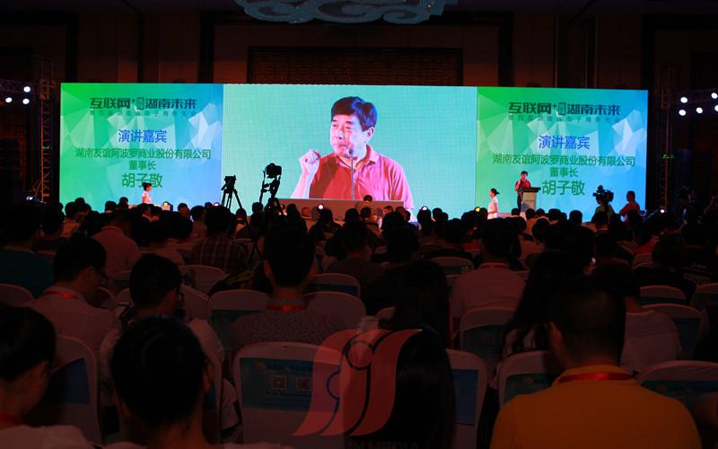 第四届湖南电子商务大会